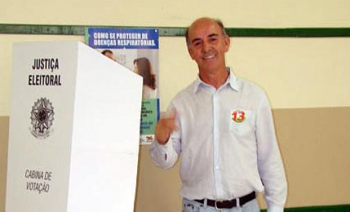 Eleições 2012: Anisio de Souza é eleito prefeito de Porto União
