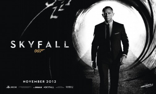 007 Operação Skyfall será exibido no Cine Teatro Luz
