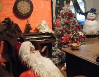 Abertura da Casa do Papai Noel acontece hoje