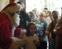 Casa do Papai Noel é aberta em União da Vitória