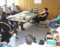 Membros do Codetur participam de reunião com Juco e Ilkiv
