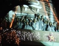 """""""Natal Luz"""", com muita paz, saúde, união e família foi tema do Colégio Santos Anjos"""
