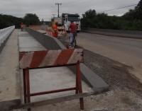 Ponte na Área Industrial de Porto União será entregue hoje