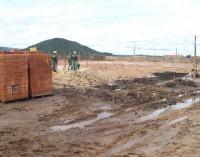 Centro de Educação Infantil, no Bairro Lagoa Dourada deve ficar pronto em agosto