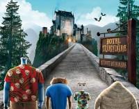 Hotel Transilvânia abre os grandes sucessos do cinema em União da Vitória