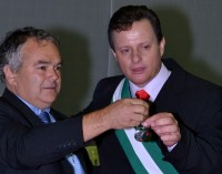 Antonio Luis Szaykowski assume o comando da cidade de Cruz Machado
