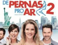 De Pernas Pro Ar 2  e As Aventuras de TinTim entram em cartaz no Cine Teatro Luz