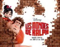 Detona Ralph e O Diário de Tati serão exibidos no Cine Teatro Luz