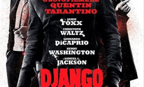 Django Livre é o filme destaque do final de semana no Cine Luz