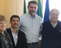 André Zacharow visita União da Vitória e confirma apoio ao município