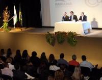 Gestores culturais de União da Vitória participam de evento promovido pela Secretaria de Estado da Cultura