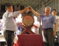 8ª Festa do Vinho de Bituruna é aberta oficialmente