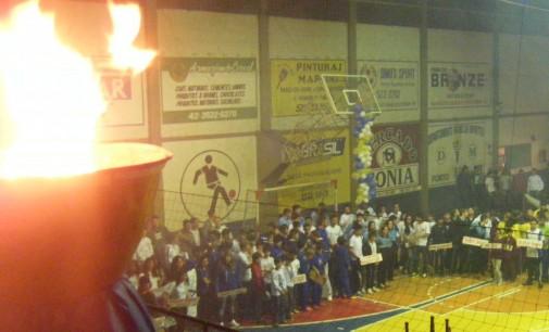 31 escolas participam do JOCOPUS 2013 em Porto União