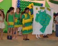 7 de Setembro é marcada por emoção e patriotismo em Matos Costa