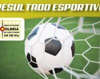 Confira os resultados esportivos da quarta-feira em União da Vitória