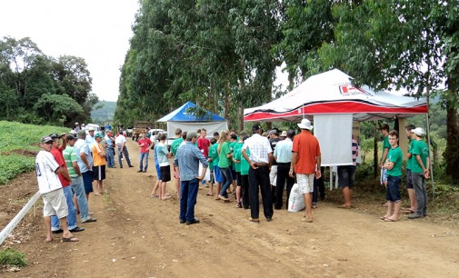 Secretaria da Agricultura de Cruz Machado promove Dia de Campo de Feijão