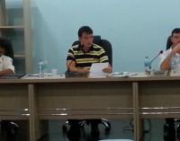 Tiago Padilha é eleito presidente da Câmara de Vereadores