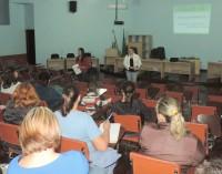 Professores da rede municipal de Bituruna participam PNAIC