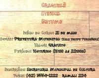Secretaria da Cultura de Cruz Machado promove Curso de Artesanato