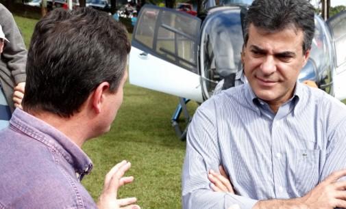 Governador Beto Richa visita Cruz Machado
