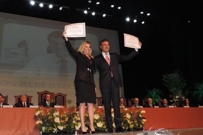 Diplomação Deputado eleito Hussein Bakri é diplomado em Curitiba 18.12.2014 05