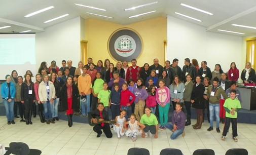 Conferência dos Direitos da Criança e do Adolescente é realizada em General Carneiro