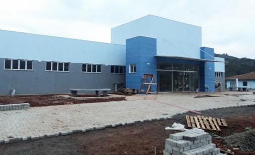 Obra da Unidade Básica de Saúde do Santana Cruz Machado está em fase de finalização