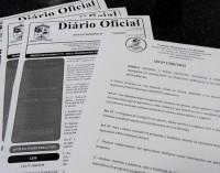 Prefeito de Cruz Machado sanciona lei do Programa de Transportes de Calcário