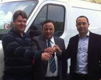 Bituruna recebe nova ambulância do Governo do Estado
