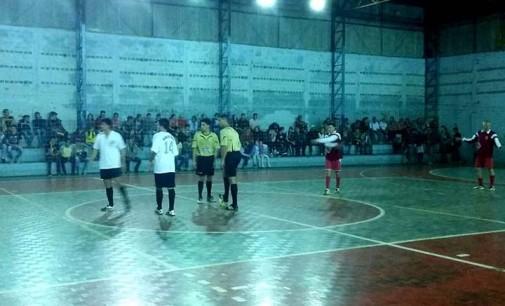 Gol de número '100' sai na terceira rodada do Campeonato de Futsal de Torcidas em General Carneiro