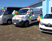 Novos veículos são adquiridos pela administração de Paula Freitas