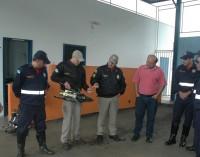 Bombeiros de General Carneiro recebe descarcerador