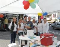 Dia D contra a Poliomielite foi nesta sábado em todo o Brasil