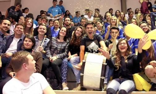 II Jogos Intercursos da Uniuv movimenta a instituição