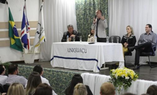 Uniguaçu inaugura dois novos espaços para atendimento