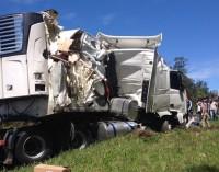 Mais um caminhoneiro morre na BR 153