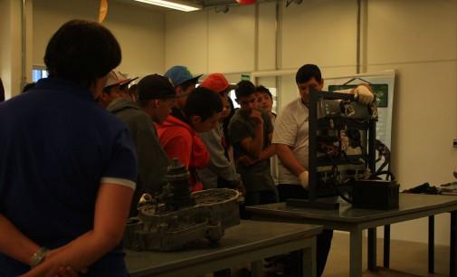 Mundo SENAI movimenta a educação técnica local