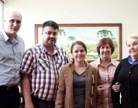Aulas de polonês são ministradas na Uniuv