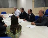 Brasília: Anízio entrega projetos de Porto União