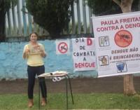 Paula Freitas realiza dia D de orientação