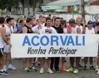 Acorvali realizou caminhada em União da Vitória