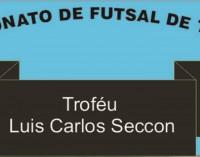 Campeonato de Futsal está com as inscrições abertas