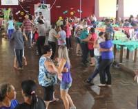 Carnaval em Bituruna inicia com festa para os idosos