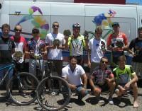 União da Vitória se destaca no Campeonato de Mountain Bike