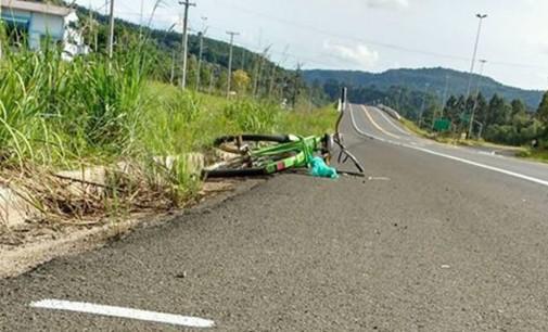 Homem é atropelado no viaduto de Porto Vitória