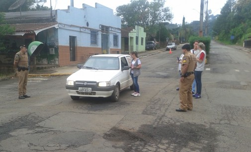 PM e Prefeitura de Porto Vitória contra o Aedes aegypti