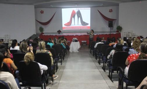 Bituruna realiza palestra pelo Dia da Mulher