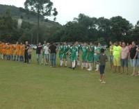 Clagil de Bituruna é penta campeã de Campeonato