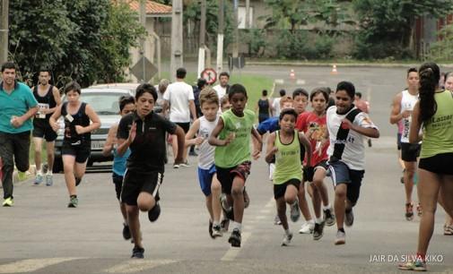 Corrida de Rua movimenta o bairro São Gabriel