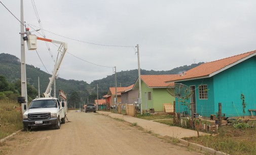 Iluminação pública é ampliada no bairro São João